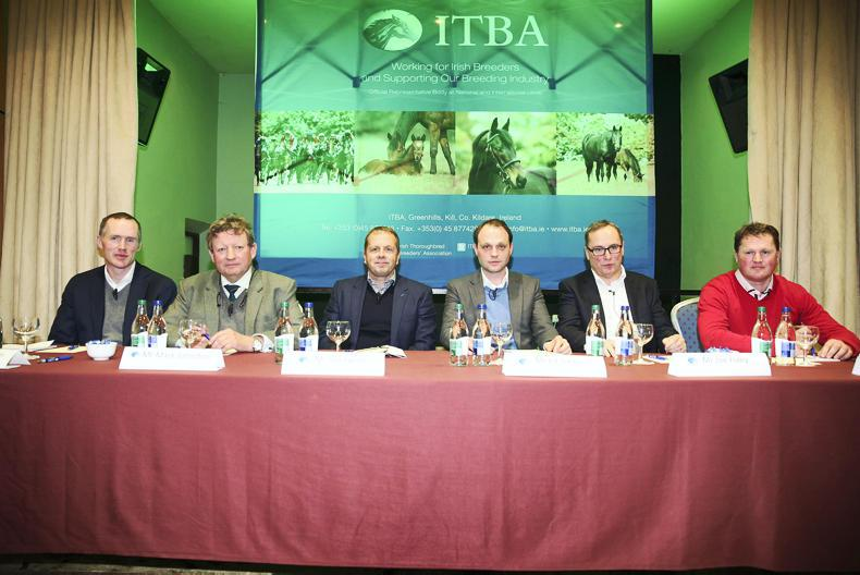 ITBA NATIONAL SEMINAR: The future of Ireland's bloodstock industry