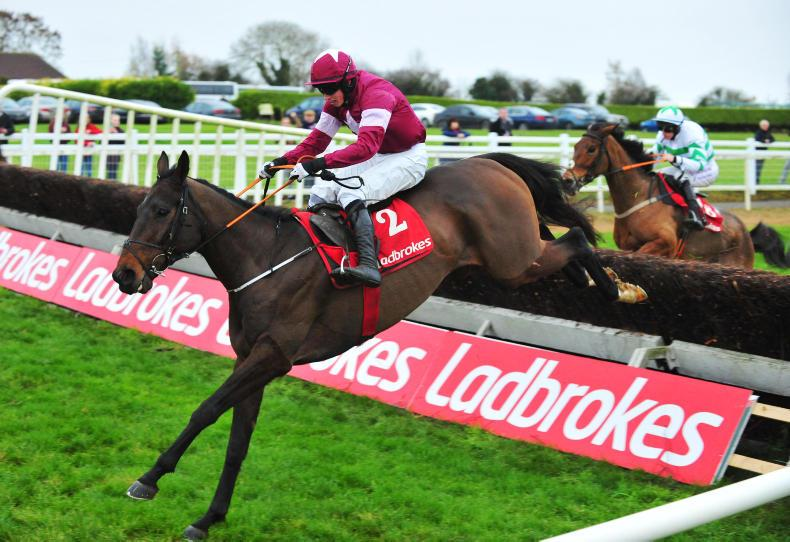 LEOPARDSTOWN SUNDAY: Empire Of Dirt ready to step up