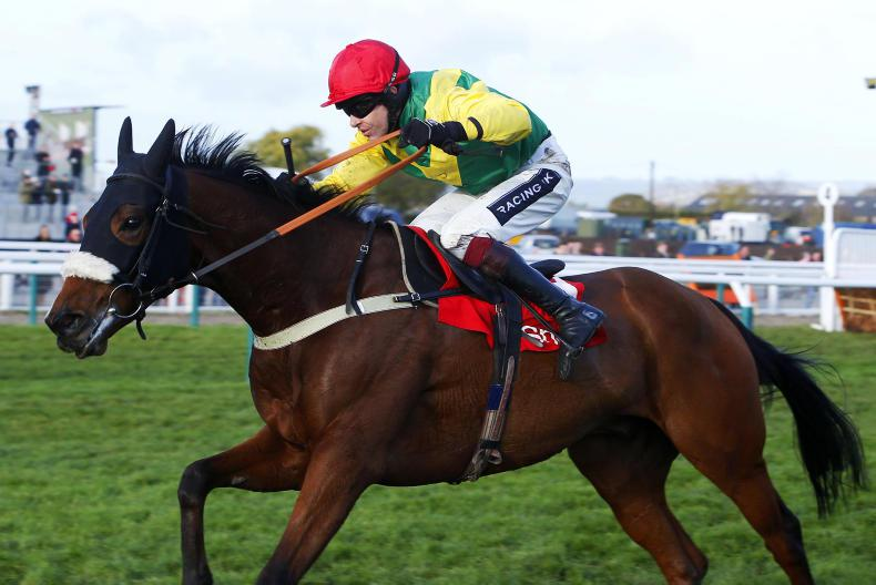 BRITISH PREVIEW: Ballyandy a good wager in Betfair Hurdle