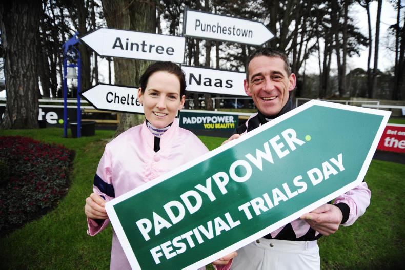 Naas Racecourse to host Paddy Power Festival Trials Day