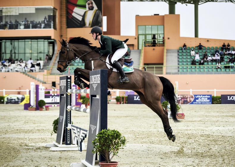 Kennedy and Duffy star as Ireland finish sixth in Al Ain