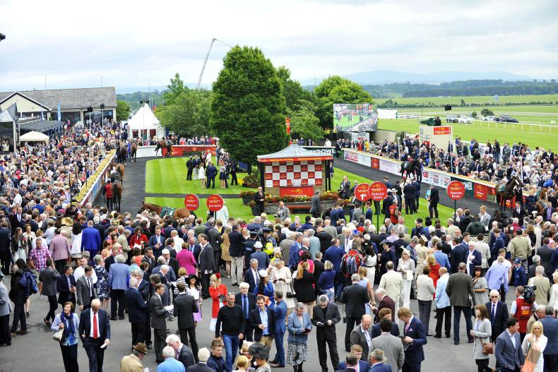 Only 6,000 allowed to attend Irish Derby