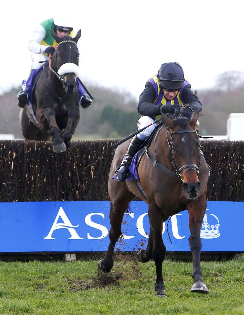 BRITISH PREVIEW: O'Faolains Boy can advertise Grand  National claims
