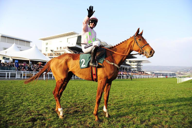 Limini leaves Apple's Jade toiling at Punchestown