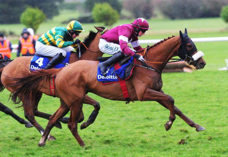 Ballycasey takes Red Mills Chase honours at Gowran Park