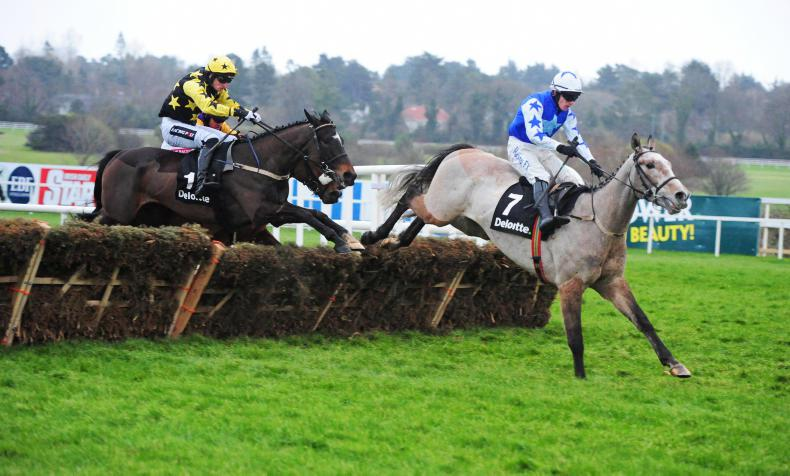 LEOPARDSTOWN SUNDAY: Barcardys gives Mullins junior first Grade 1 over hurdles