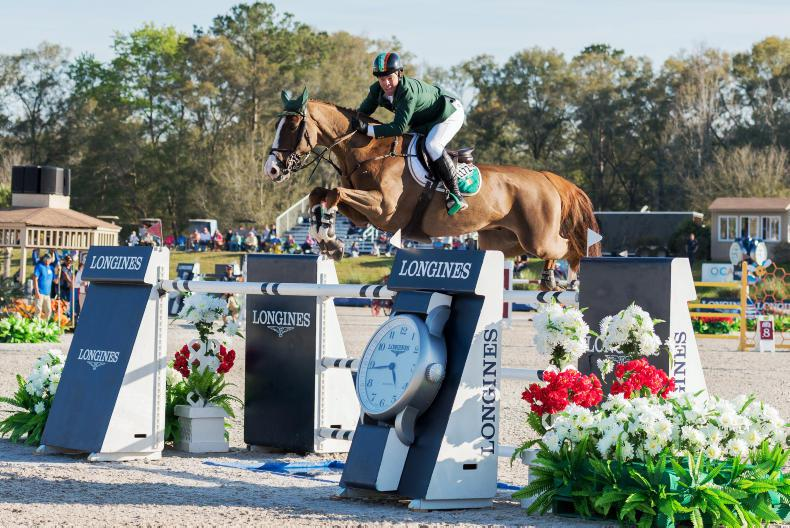 INTERNATIONAL: O'Connor crowns incredible weekend with Grand Prix win