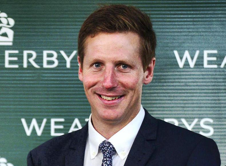 Russell Ferris new boss of Weatherbys Ireland