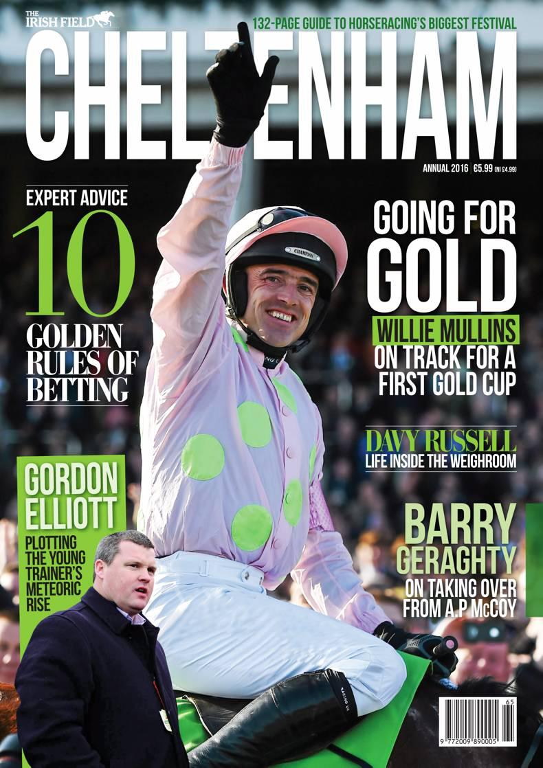 VIDEO: New Cheltenham Festival magazine out now