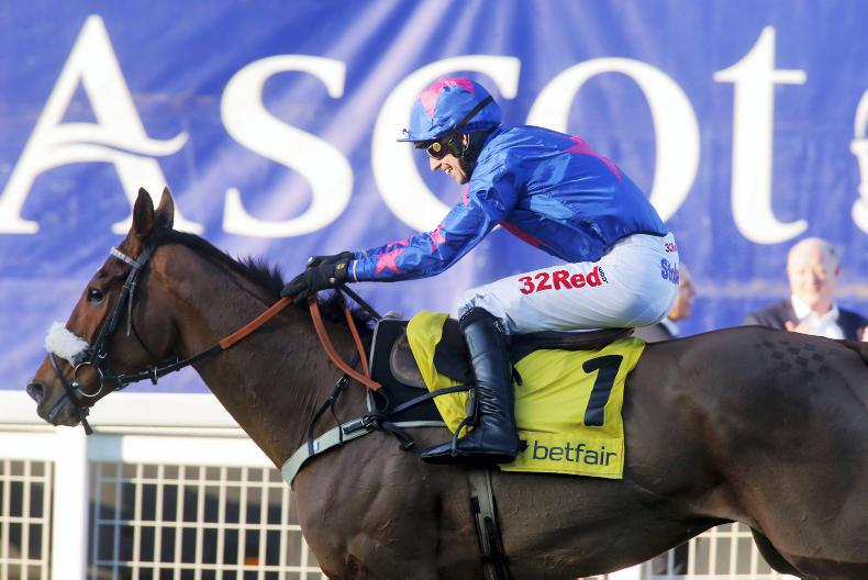 DONN McCLEAN: Stats not in favour of Cue Card