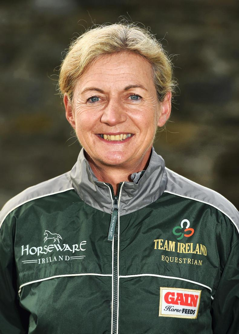 NEWS: Sally Corscadden is Ireland's new eventing chef d'equipe