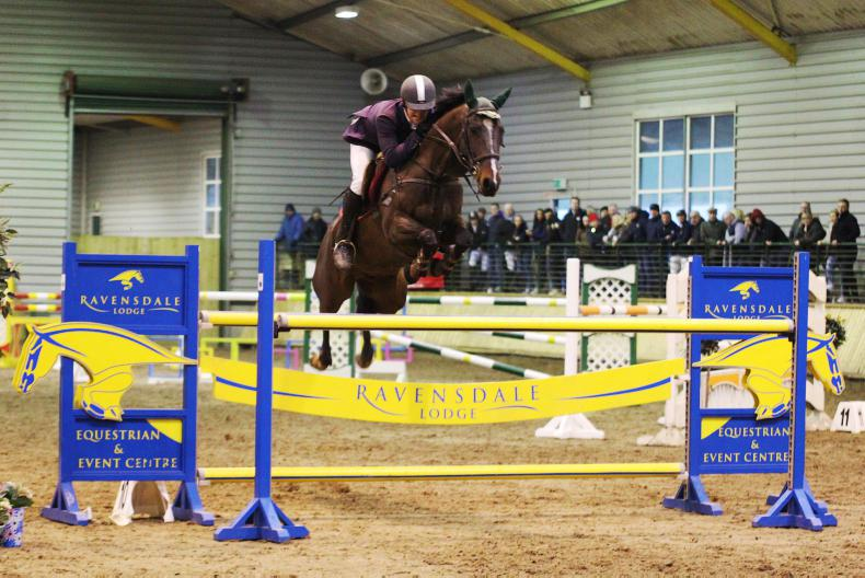 SHOW JUMPING:  O'Meara takes the win at Ravensdale