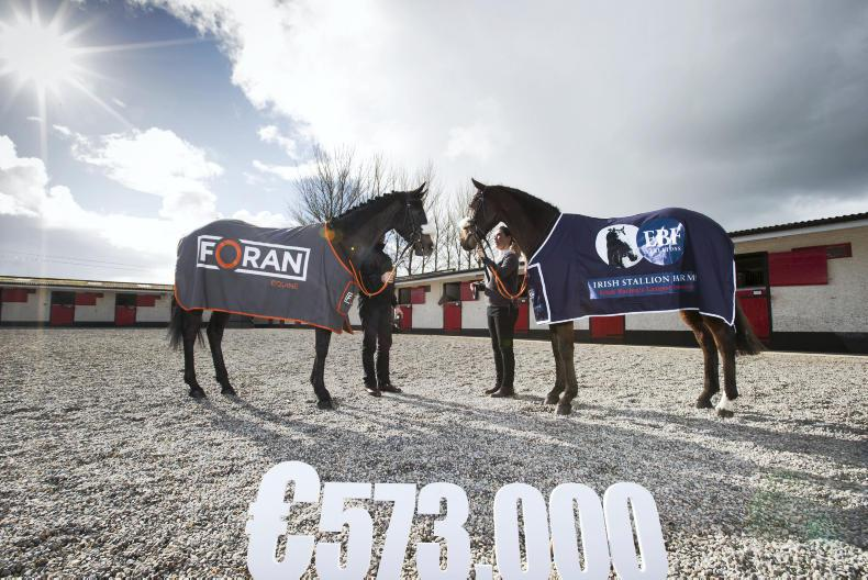 Foran Equine and Irish European Breeders' fund to sponsor auction