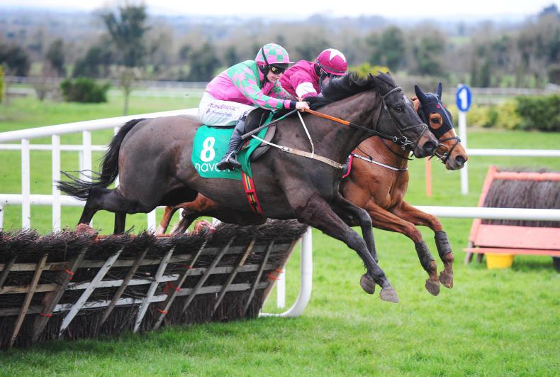 NAVAN SATURDAY: Mulvany's charge looks the part