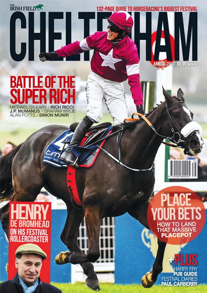 NEW Cheltenham 2017 magazine out now