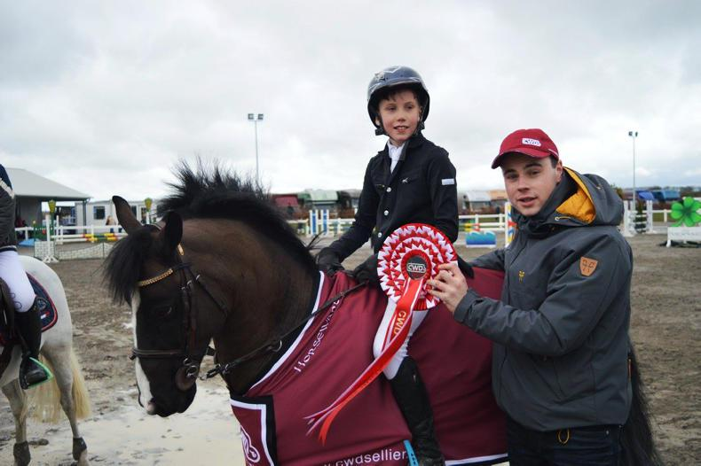 AROUND THE COUNTRY: Williams dominant at Galway Equestrian