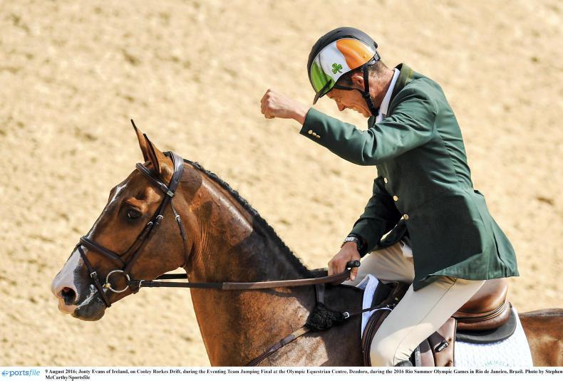HORSE SENSE: Jonty  Evans to  speak at CAFRE training Conference