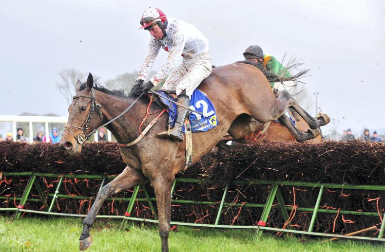 LISMORE SUNDAY: Duel double for Queally