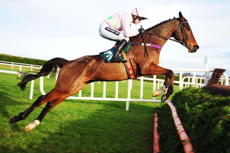 Douvan dominates Champion Chase field