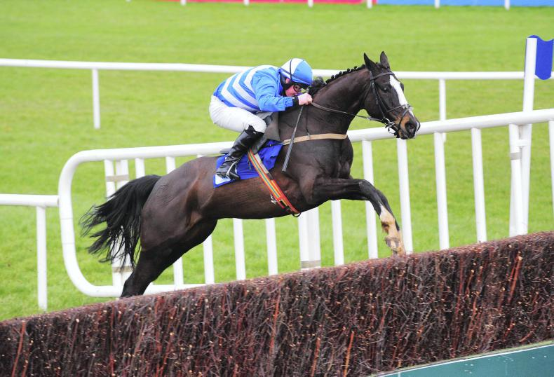 LEOPARDSTOWN SUNDAY: Diablo on target for the Dempseys