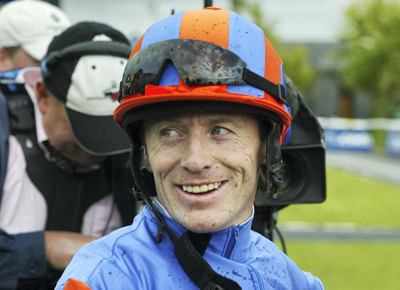 Kieren Fallon considering launching a training career