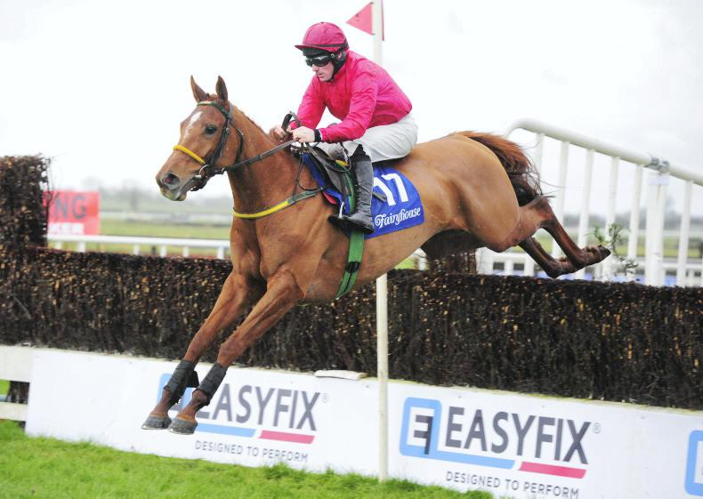 NAAS SUNDAY: Testing ground in favour of Bonny Kate