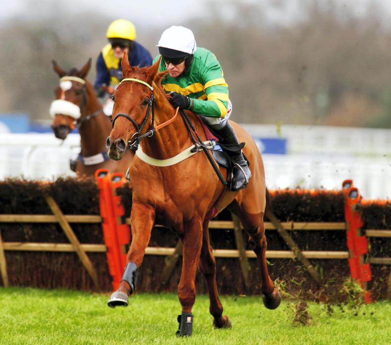 As you were at Cheltenham as Festival moves to within touching distance