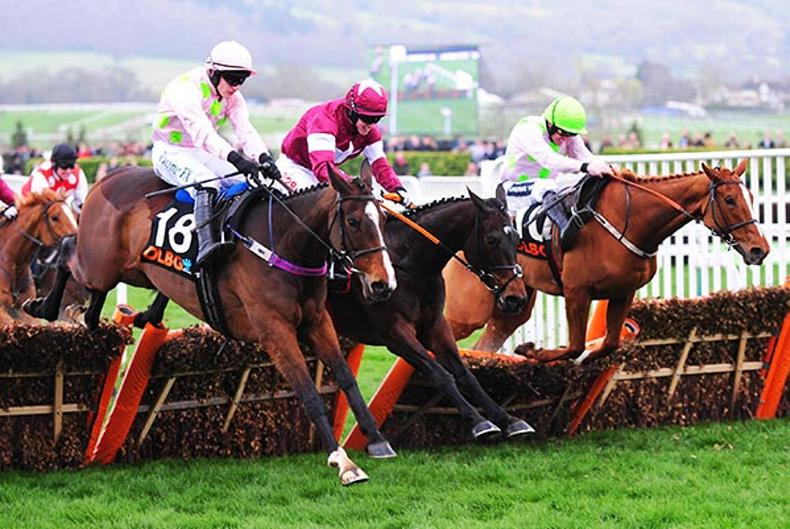 CHELTENHAM TUESDAY: Jade edges it as star mares clash