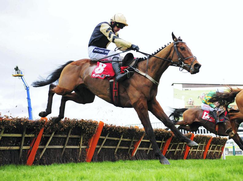 VIDEO: Nichols Canyon heads four-timer for Willie Mullins and Ruby Walsh
