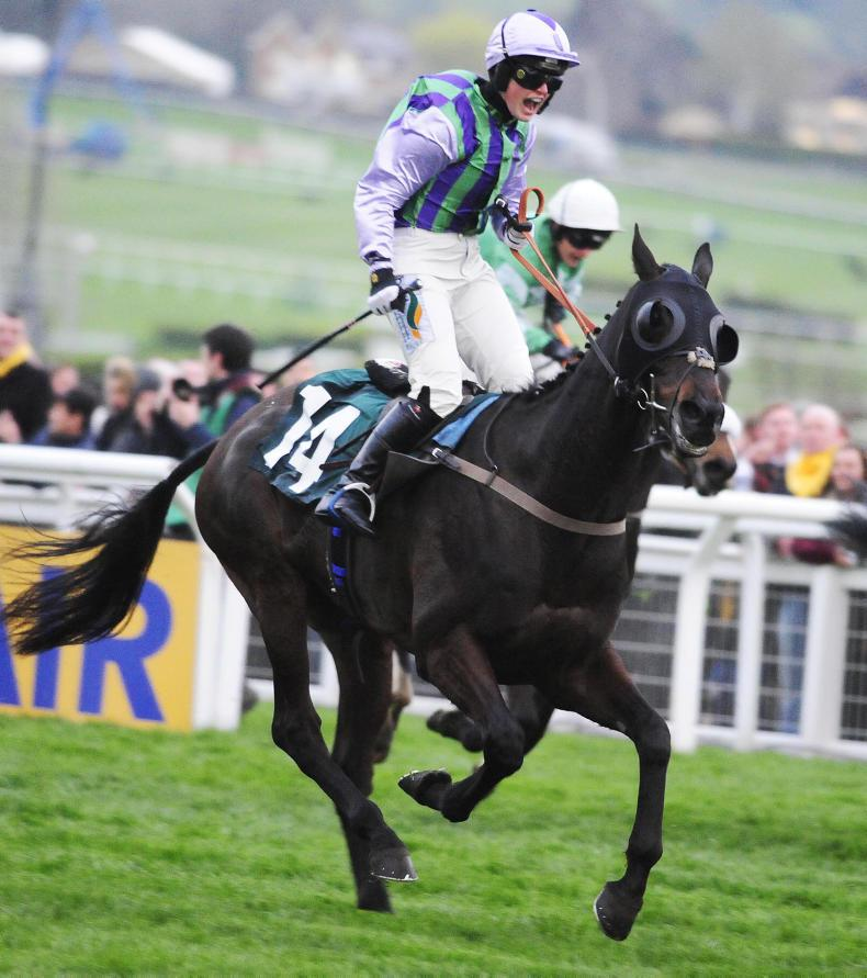 CHELTENHAM 2017: Domesday gives Andrews first festival win