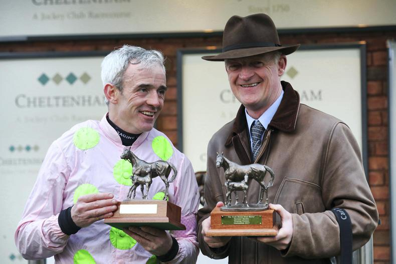 CHELTEMHAM 2017: Walsh and Mullins are back on track