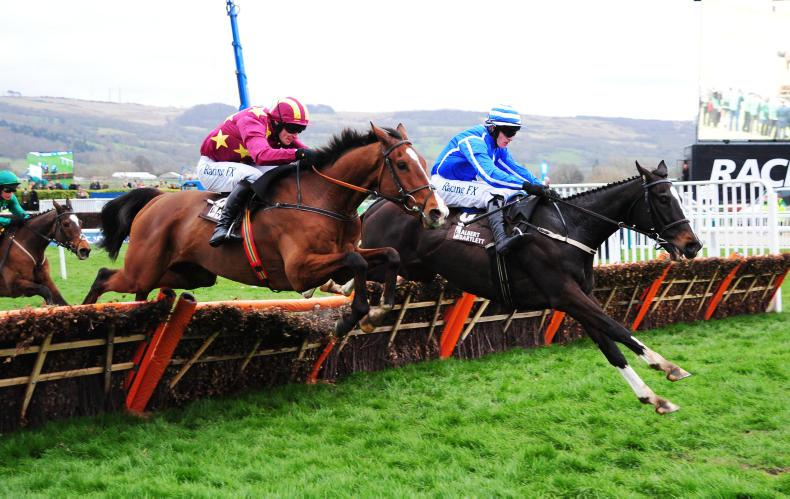 CHELTENHAM FRIDAY: Penhill travels with class