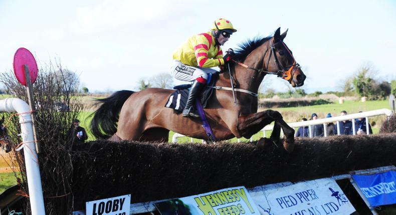 HORSE AND JOCKEY SUNDAY: Slattery and Quinlan dominate