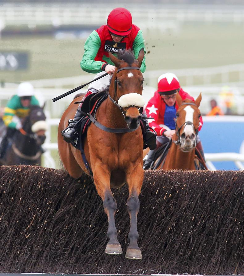 Dodging Bullets retired by Paul Nicholls after Grand Annual run