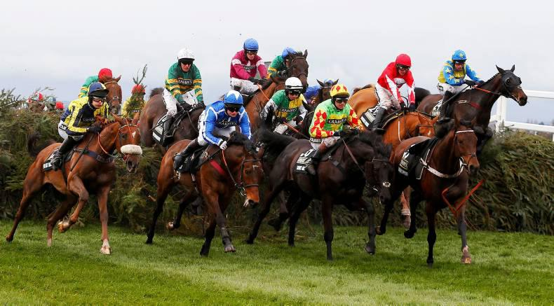 GRAND NATIONAL: The Mouse that roared - and ruled!