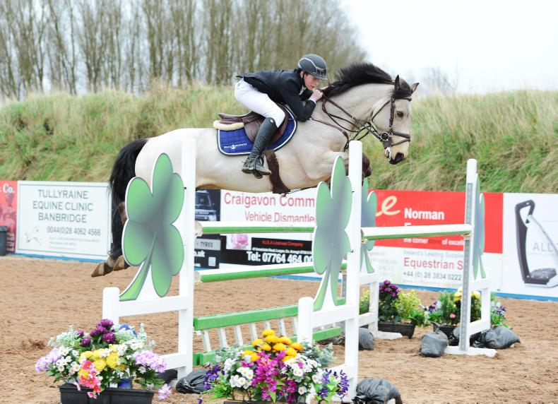 CWD Pony Spring Tour :  Pony action down to the wire