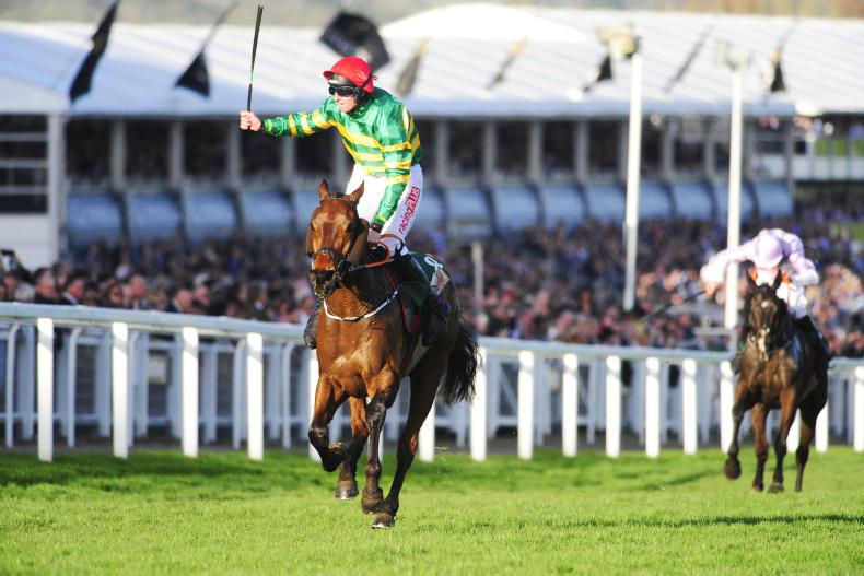 79 in the mix for the Aintree Grand National