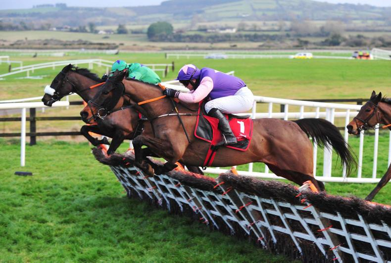 DOWNPATRICK SUNDAY: Ruby is a Definite