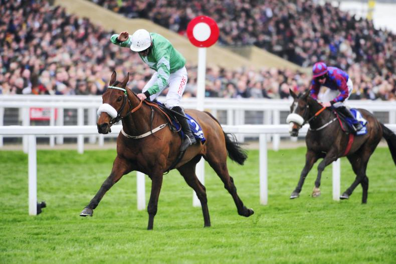 SIMON ROWLANDS: Presenting Percy worth trying against top stayers