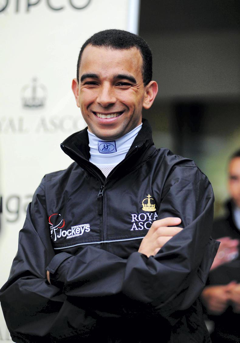 Moreira advertises skills in saddle as Vivlos claims Turf