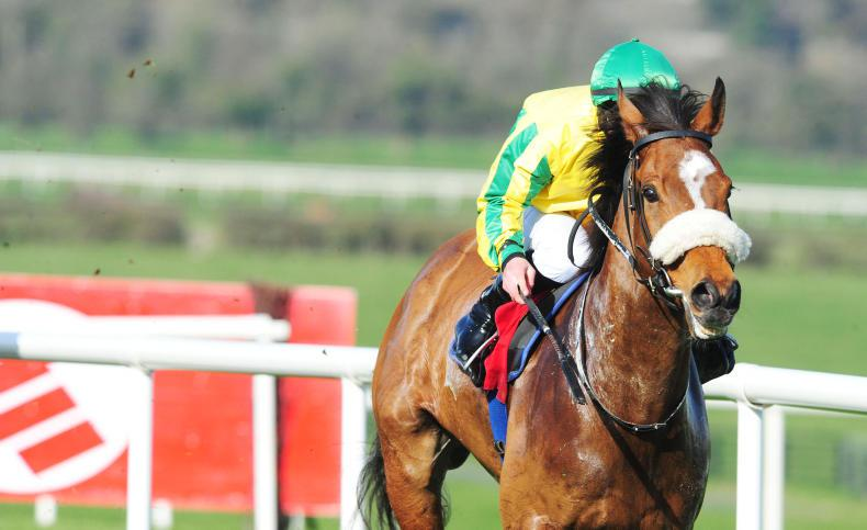 NAAS SUNDAY:  Lincoln success for Lyons 'legend'
