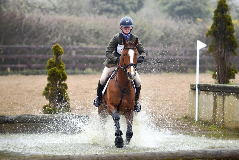 EVENTING: Icarus flying high in Wexford