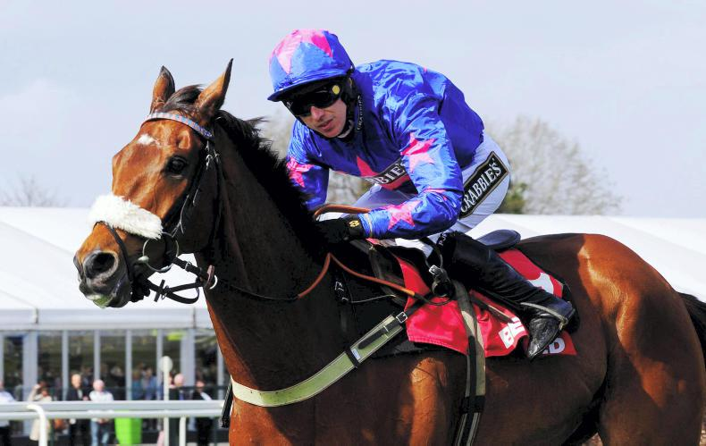 Cue Card on course for Betway Bowl at Aintree