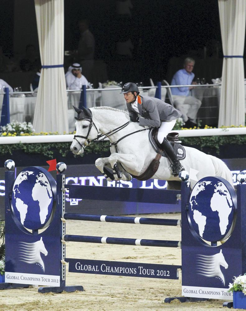 STALLIONS GUIDE:  Top 10 show jumping sires