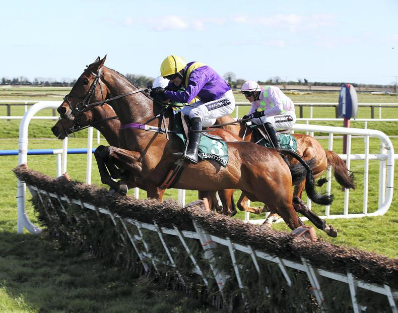 FAIRYHOUSE SUNDAY: Mullins carries all before him