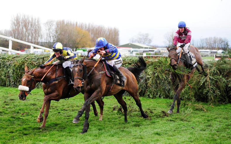 Carlingford Lough and Ziga Boy both ruled out of Grand National