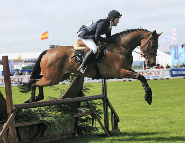Event horse one-two for Jackson