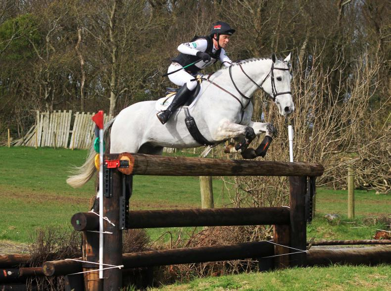 EVENTING: Murphy dominates feature class