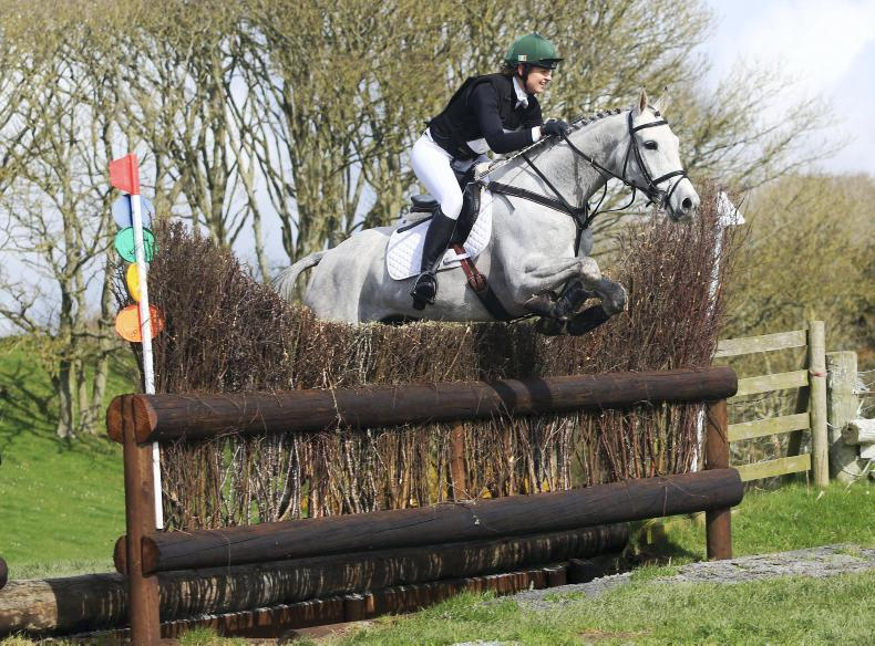 EVENTING: Wexford's Latta wins from the front