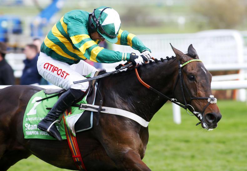 Buveur D'Air confirms champion class in Aintree Hurdle